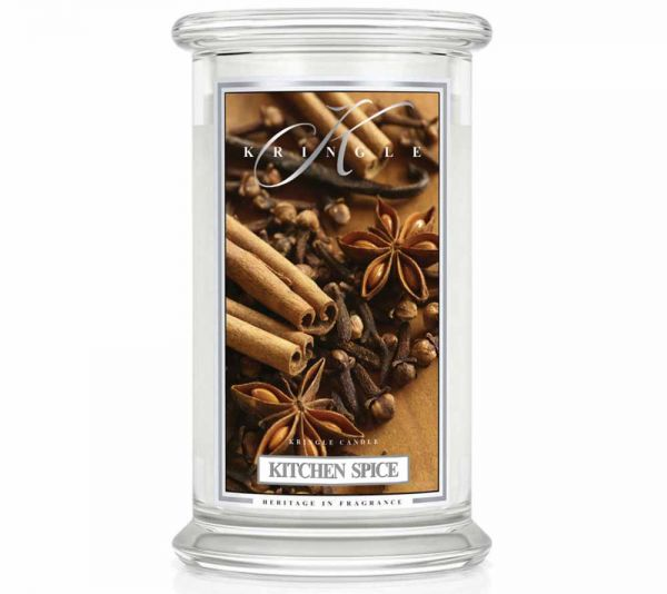Kringle Candles - Kitchen Spice 100h