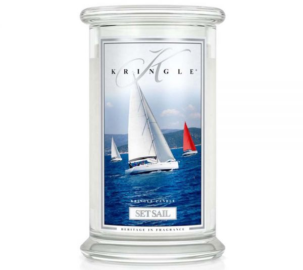 Kringle Candles - Set Sail 100h