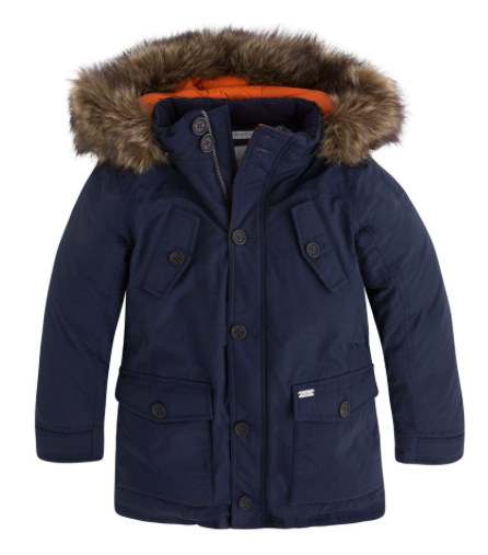 Winterjacke Robin JR - Dark Blue