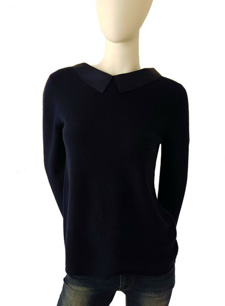 Damen Pullover Sailer- Navy