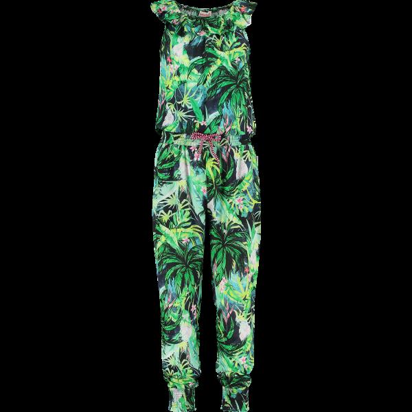 Mädchen Jumpsuit Presila Multicolor Green