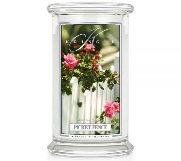 Kringle Candles - Picket Fence 100h