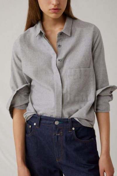 "Flanellbluse ""Hailey"""