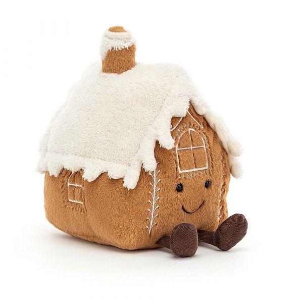 Pfefferkuchenhaus-Amusable Gingerbread House