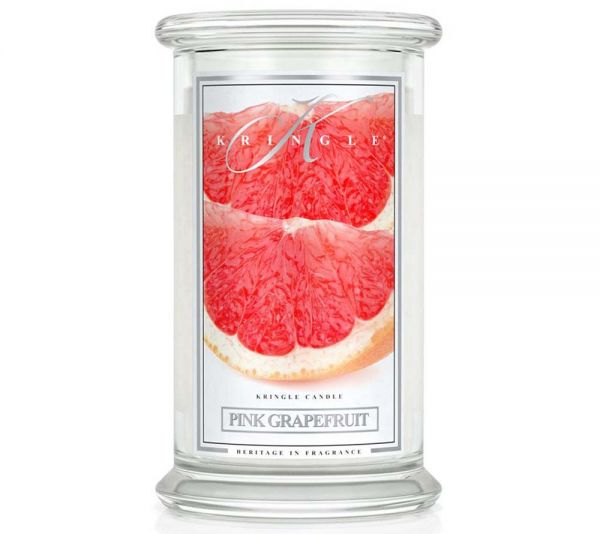 Kringle Candles - Pink Grapefruit 100h-Copy