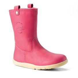 Dark Pink Splash Boot